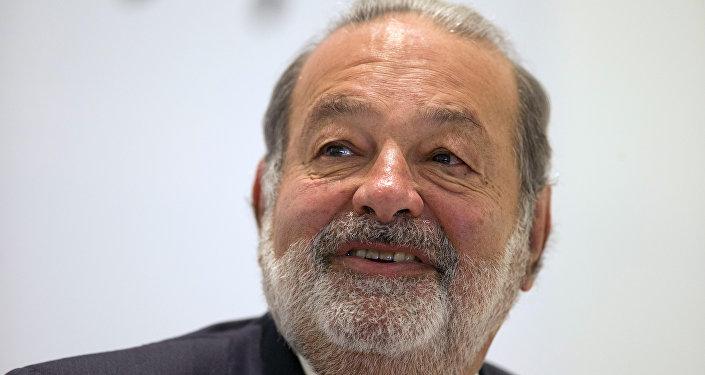 Carlos Slim (archivo)