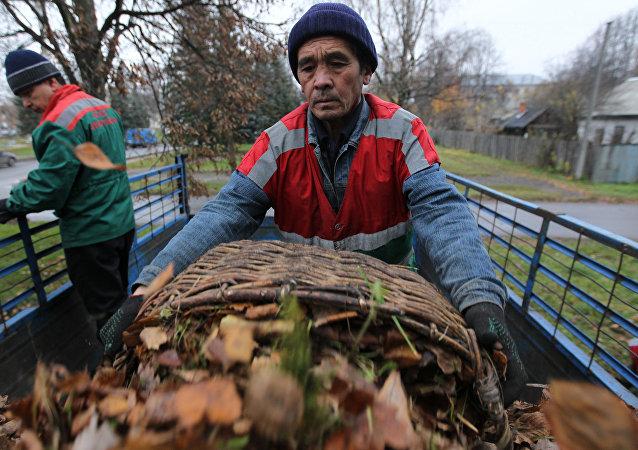 Rusia mantendrá su atractivo para la mano de obra centroasiática