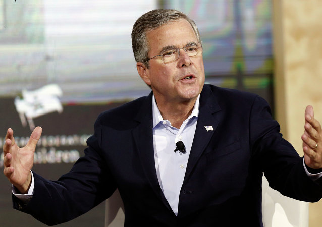 Jeb Bush, candidato a la presidencia de EEUU