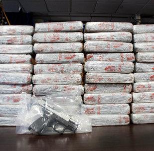 Paquetes con droga (imagen referencial)