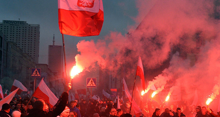 Nacionalistas polacos