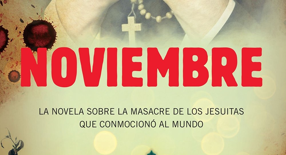 Novela 'Noviembre' de Jorge Galán
