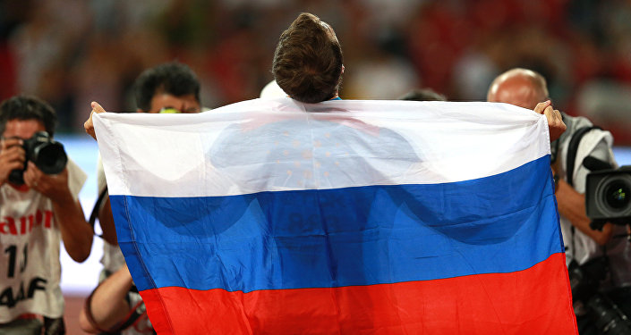 Deportista ruso
