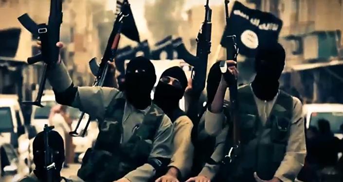 Grupo terrorista Daesh (archivo)
