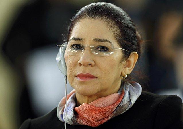 Cilia Flores, primera dama venezolana