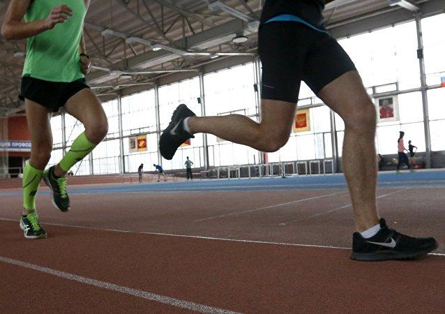 Atletas rusos (imagen referencial)