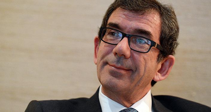 Jean-Maurice Ripert, embajador francés en Rusia