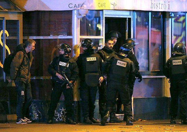 Ataques terroristas en París