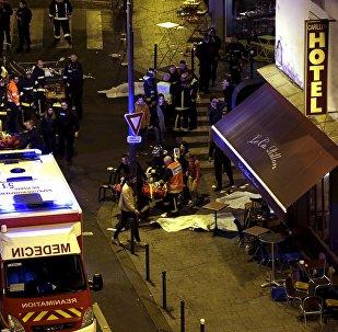 Ataques terroristas del 13 noviembre en París
