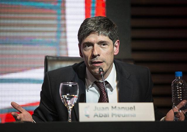 Juan Manuel Abal Medina, integrante de la Comisión de Exteriores y Culto