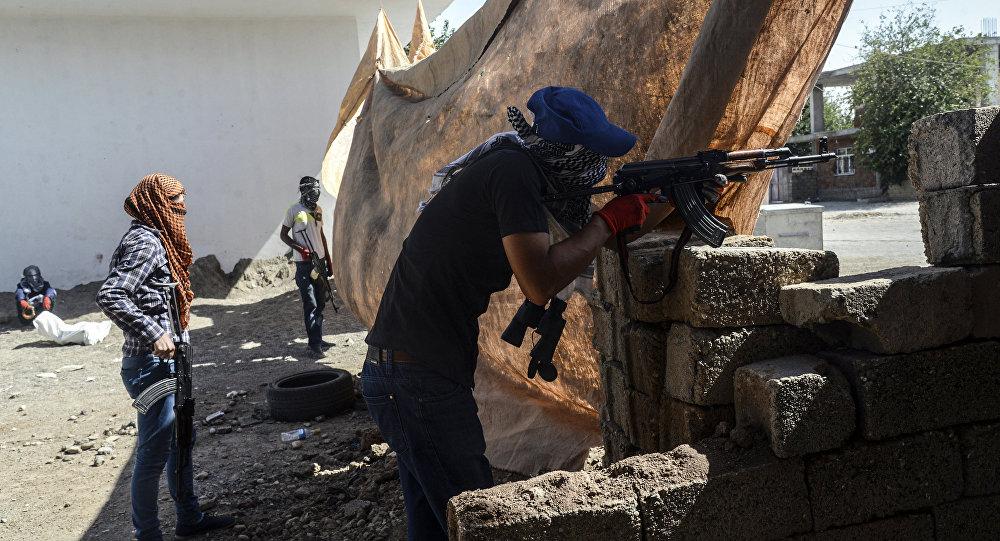 Asesinan a 12 en Turquía en ataque de rebeldes