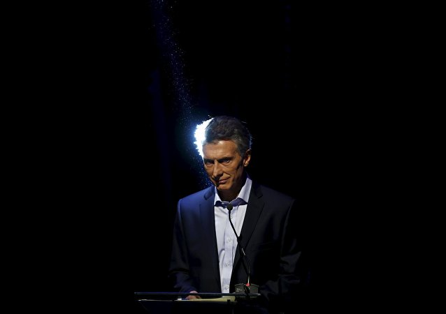 Mauricio Macri (archivo)