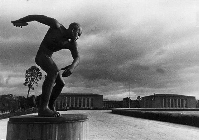 Juegos Olímpicos en Berlín 1936