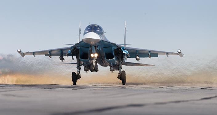 Fuerzas aeroespaciales rusas en Siria