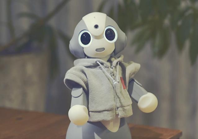 El robot Kibiro
