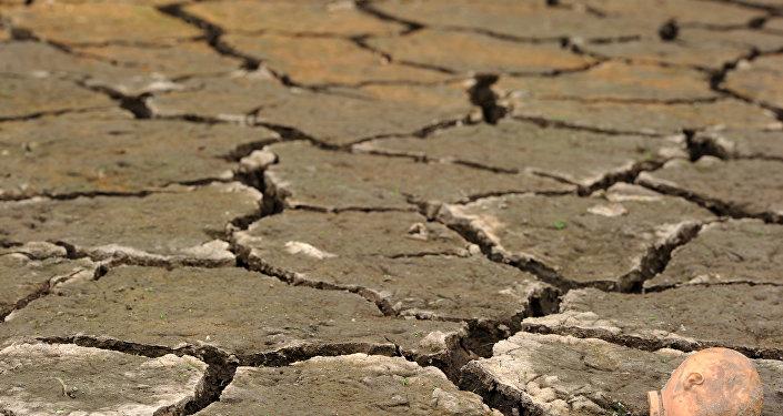Sequía en América Latina