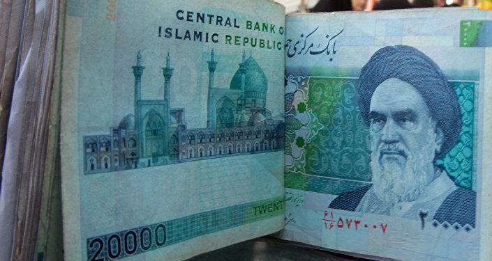 Riales, el dinero iraní