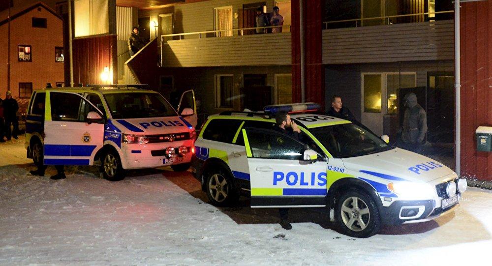Policía sueca