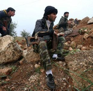 Militantes del Al Qaeda (Archivo)