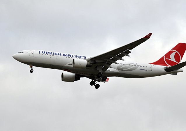 Turkish Airlines A330-223