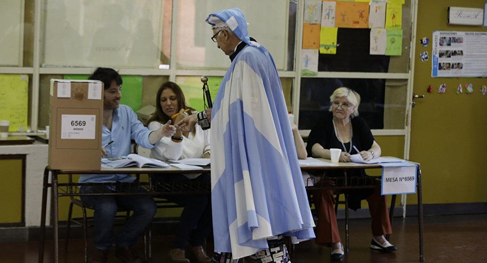 Argentina celebrará primarias legislativas este domingo