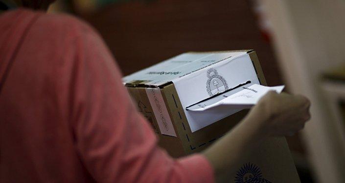 Elecciones en Argentina (archivo)