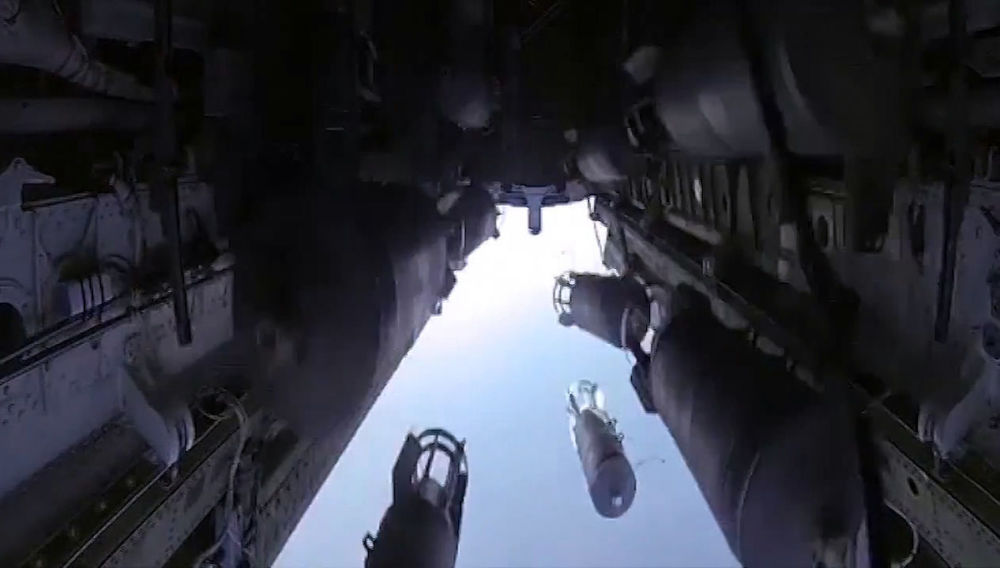 Los ataques aéreos rusos contra las posiciones de los terroristas en Siria