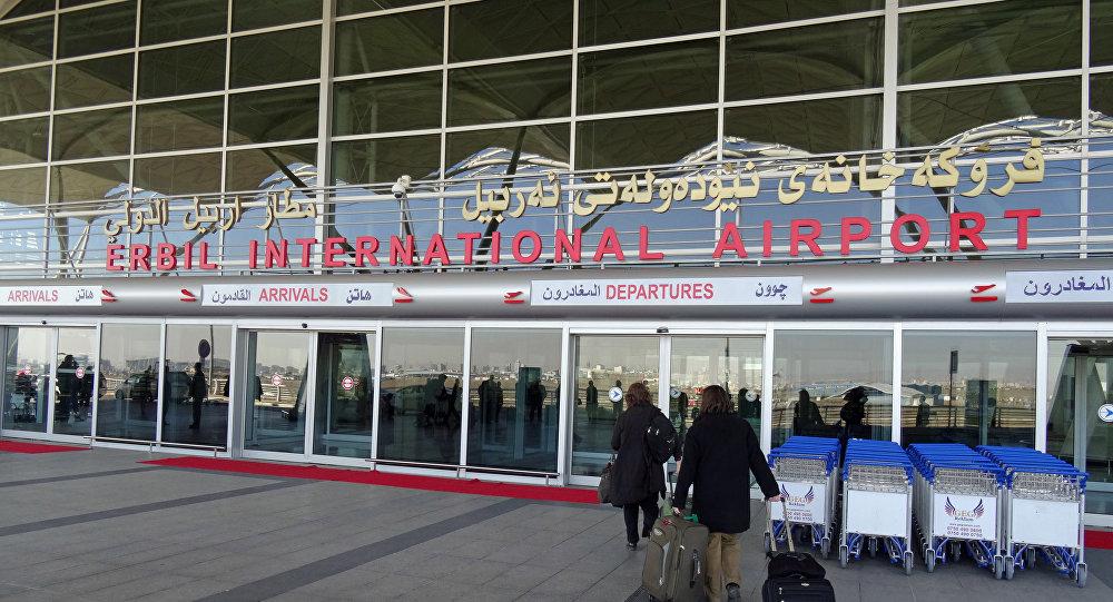 Aeropuerto internacional de Erbil, Irak