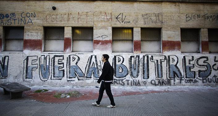Argentina o fondos buitre