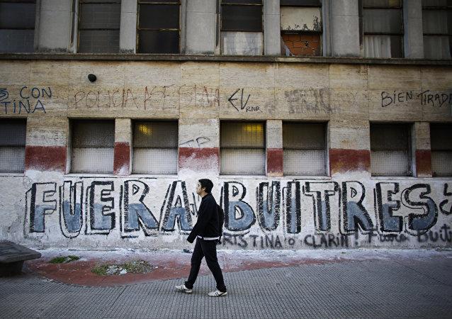 Macri arreglará conflicto con fondos buitres, según industriales de Uruguay