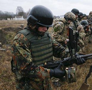 Ejército ucraniano
