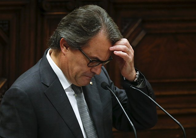 Artur Mas, ex presidente de Cataluña (archivo)