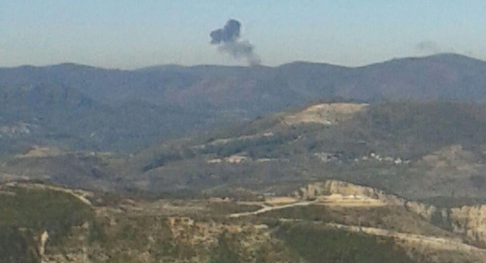 Turquía derriba un Su-24 ruso sobre territorio sirio