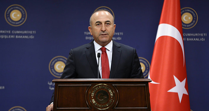 Mevlüt Çavuşoğlu, ministro de Exteriores de Turquía