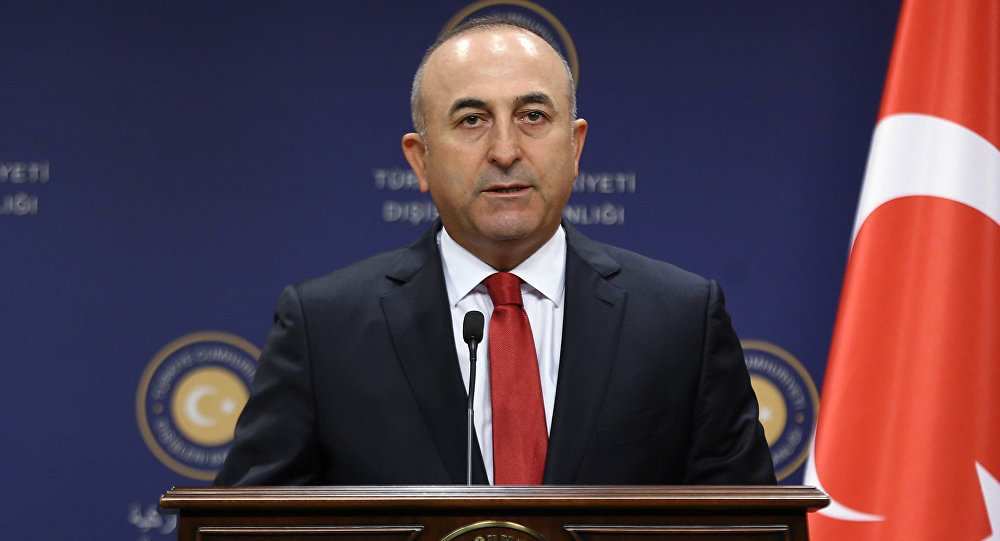 Mevlut Cavusglu, ministro turco de Exteriores (archivo)