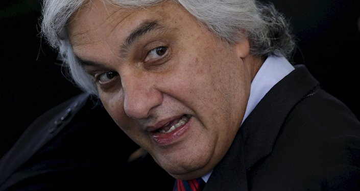 Delcidio Amaral, senador del PT y líder del Gobierno en el Senado de Brasil