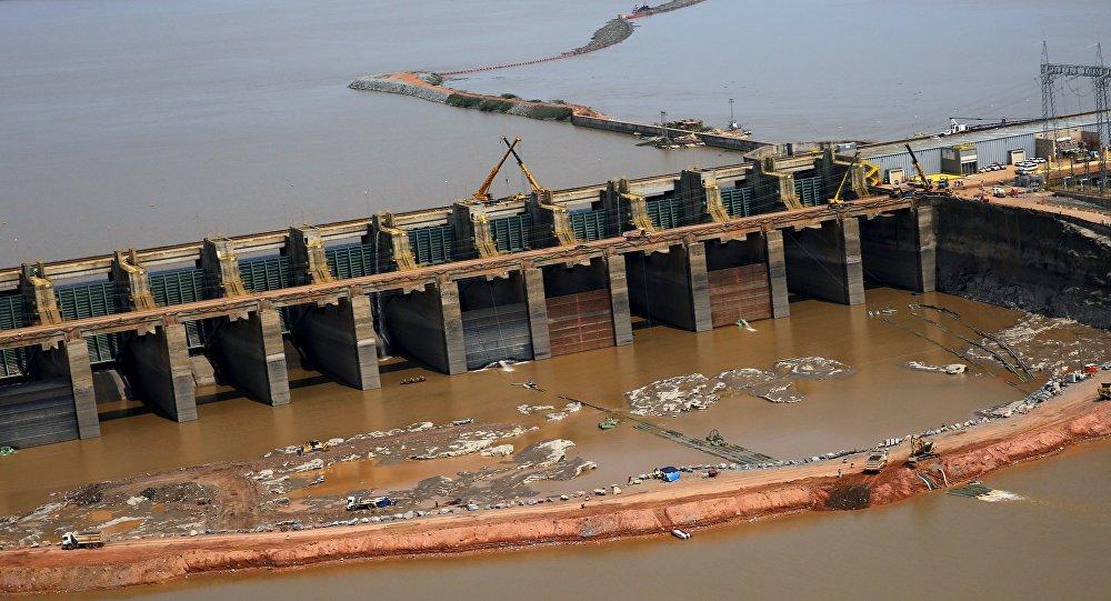 China participa en los proyectos hidroeléctricos en Brasil