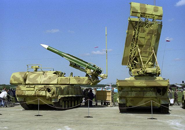 Sistemas de misiles Buk