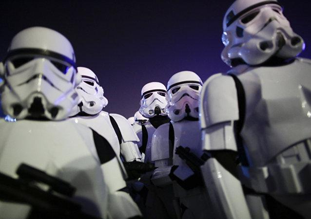 Los Stormtroopers, tropas de asalto del Imperio Galáctico