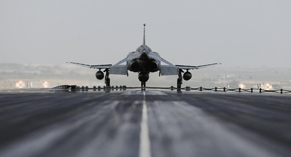 Caza F-4 Phantom de la FA de Turquía