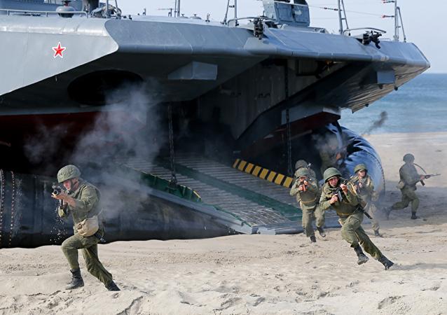 Marines rusos