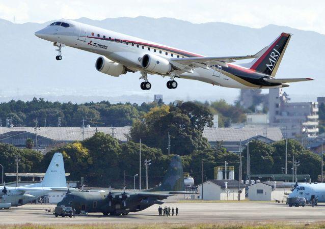 Mitsubishi Regional Jet, avión comercial a reacción japonés