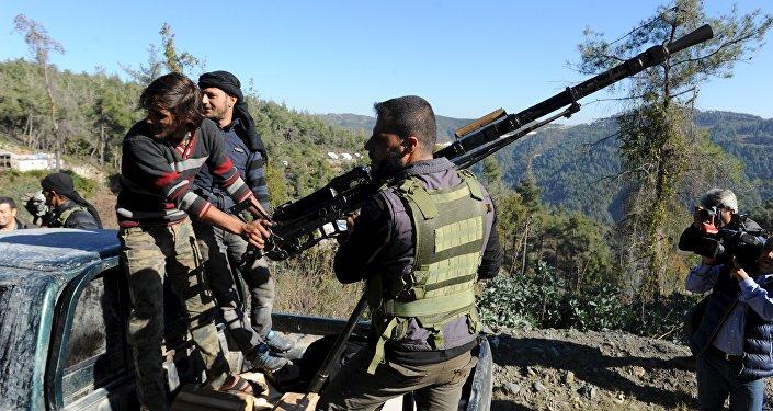 Turcomanos sirios