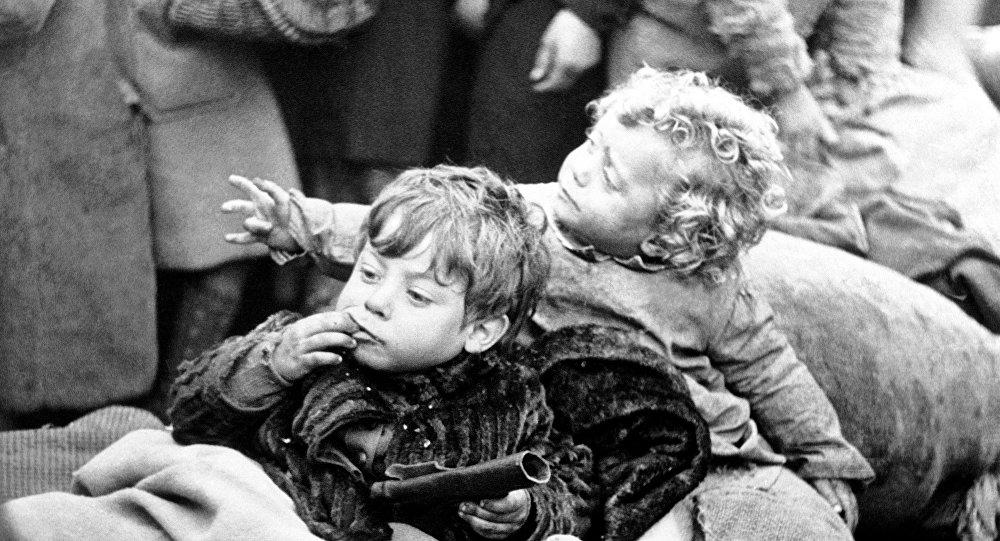 Niños españoles