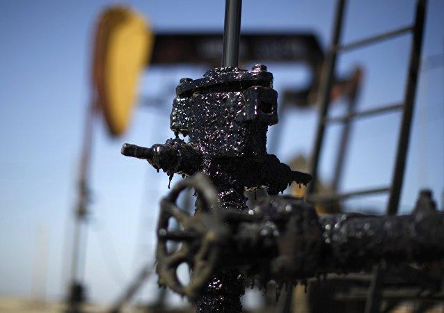 Bomba de petróleo (imagen referencial)
