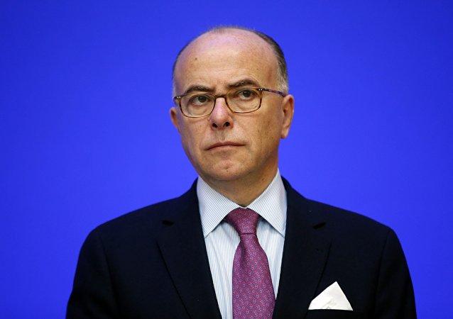 Bernard Cazeneuve, Ministro de Interior de Francia