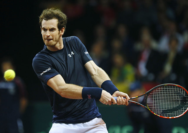 Andy Murray, tenista