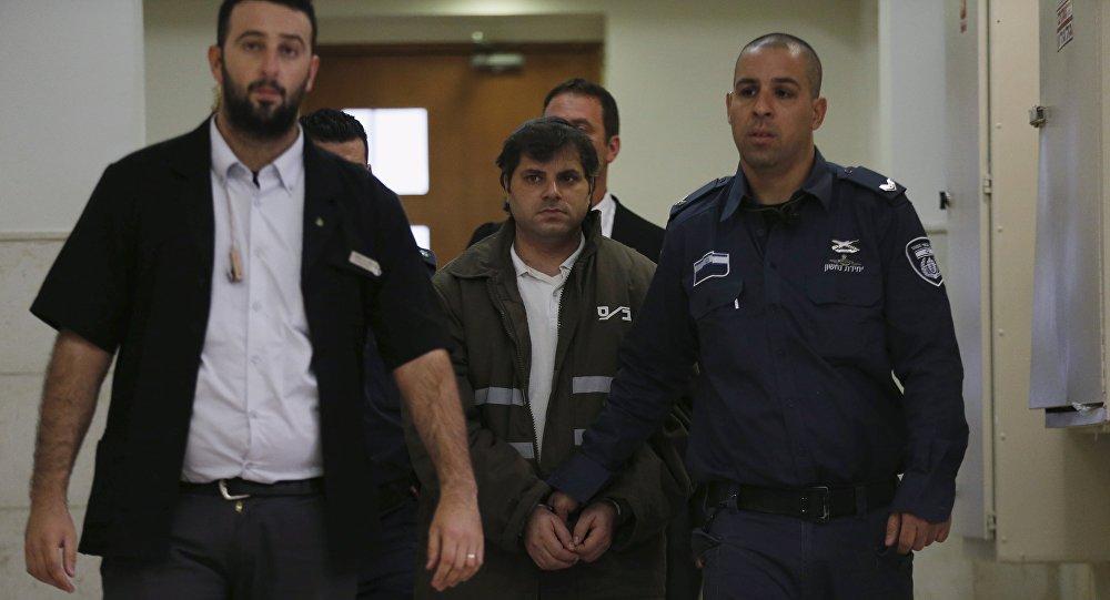 Yosef Haim Ben-David, condenado por el asesinato del adolescente palestino