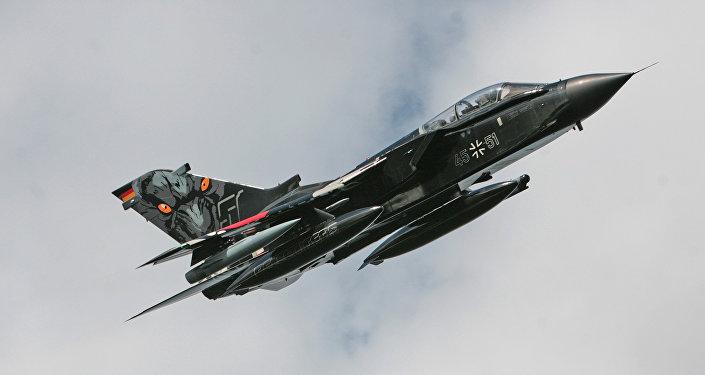 Caza Tornado de Luftwaffe