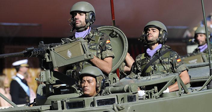Soldados de España (archivo)